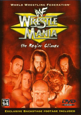 WWF: WrestleMania XV - The Ragin' Climax System.Collections.Generic.List`1[System.String] artwork