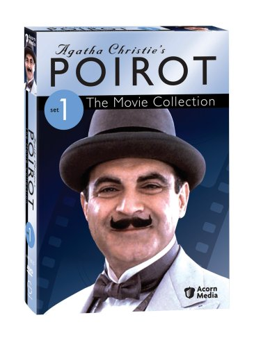 Agatha Christie's Poirot: The Movie Collection, Set 1 System.Collections.Generic.List`1[System.String] artwork