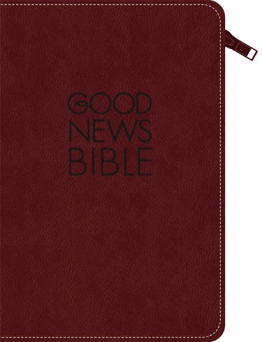 Good News Bible  2007 9780007257997 Front Cover