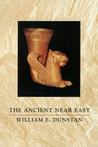 Ancient Near East   1998 9780030352997 Front Cover