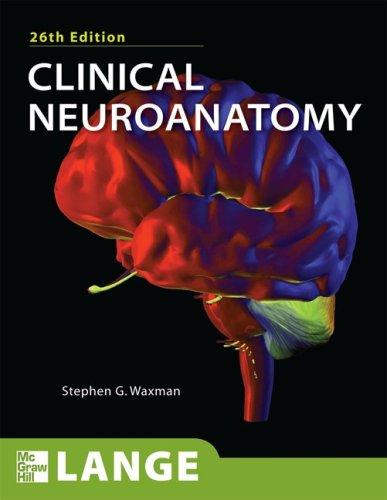 Clinical Neuroanatomy  26th 2010 edition cover