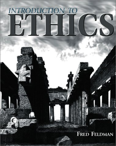 Introduction to Ethics   1999 edition cover