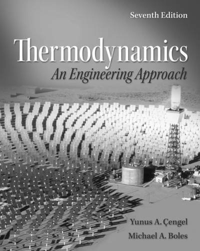 THERMODYNAMICS-PROPERTY TABLES N/A edition cover