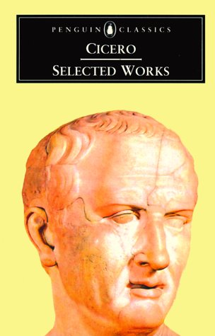 Cicero - Selected Works   2004 edition cover