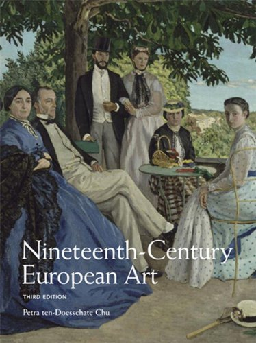 Nineteenth-Century European Art  3rd 2012 (Revised) 9780205707997 Front Cover