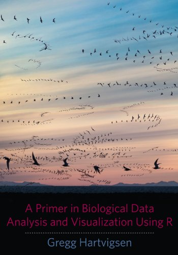 Primer in Biological Data Analysis and Visualization Using R   2014 edition cover