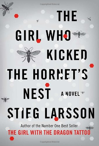 Girl Who Kicked the Hornet's Nest   2010 edition cover
