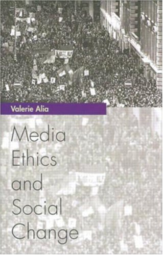 Media Ethics and Social Change   2004 edition cover