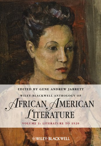 African American Literature, 1746-1920   2014 edition cover