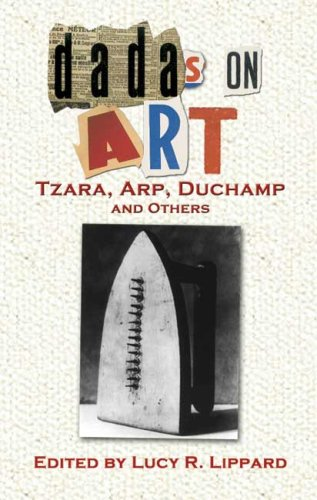 Dadas on Art Tzara, Arp, Duchamp and Others  2007 9780486456997 Front Cover