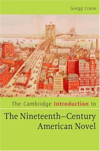 Cambridge Introduction to the Nineteenth-Century American Novel   2007 9780521603997 Front Cover