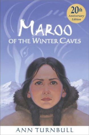 Maroo of the Winter Caves  20th 2004 edition cover