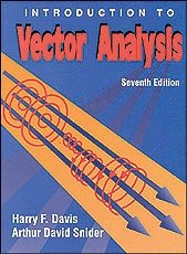 Introduction to Vector Analysis  7th 1995 9780697160997 Front Cover