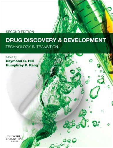 Drug Discovery and Development Technology in Transition 2nd 2012 edition cover