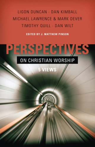 Perspectives on Christian Worship Five Views  2009 edition cover