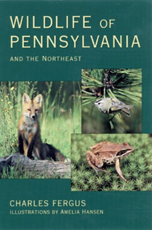 Wildlife of Pennsylvania and the Northeast   2000 edition cover
