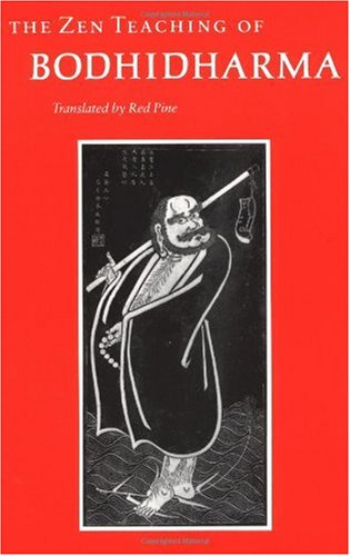 Zen Teachings of Bodhidharma  N/A edition cover