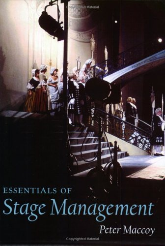Essentials of Stage Management   2005 edition cover