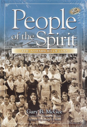 People of the Spirit The Assemblies of God  2012 edition cover