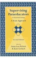 Supervising Paraeducators in Educational Settings A Team Approach 2nd 2003 edition cover