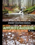 Applied Calculus  5th 2014 edition cover