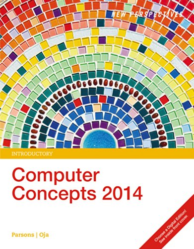 New Perspectives on Computer Concepts 2015: Introductory  2014 edition cover