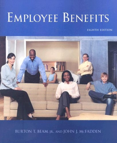 Employee Benefits  8th 2007 9781419589997 Front Cover