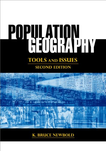 Population Geography Tools and Issues 2nd 2013 9781442220997 Front Cover