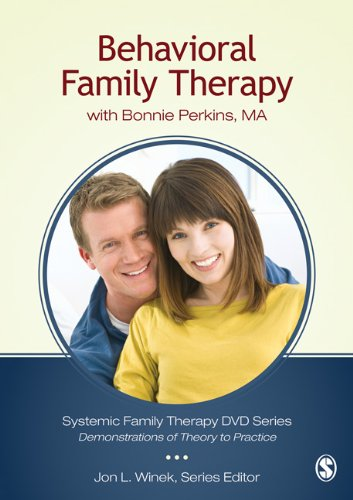 Behavioral Family Therapy With Bonnie Perkins, Ma:  2011 edition cover