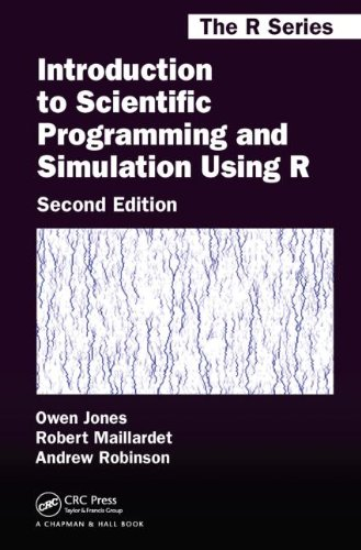 Introduction to Scientific Programming and Simulation Using R, Second Edition  2nd 2014 (Revised) edition cover