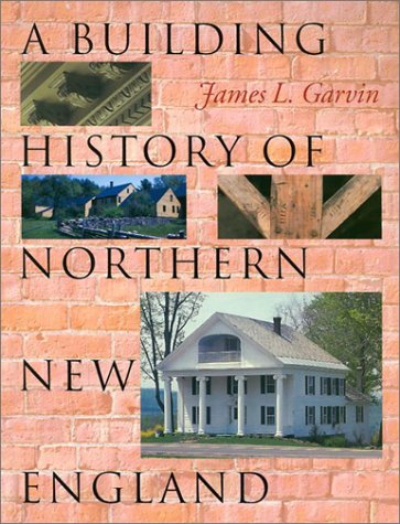 Building History of Northern New England  N/A edition cover