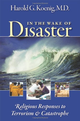 In the Wake of Disaster Religious Responses to Terrorism and Catastrophe  2006 edition cover