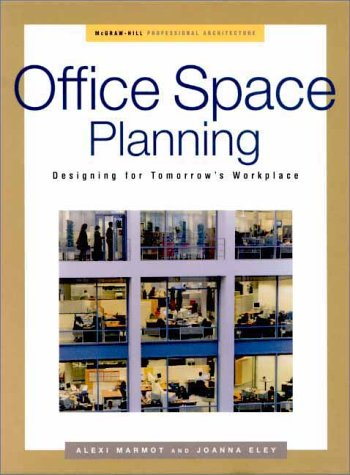 Office Space Planning Designing for Tomorrow's Workplace  2000 9780071341998 Front Cover