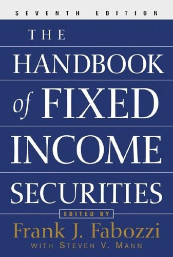 Handbook of Fixed Income Securities  7th 2005 (Revised) 9780071440998 Front Cover