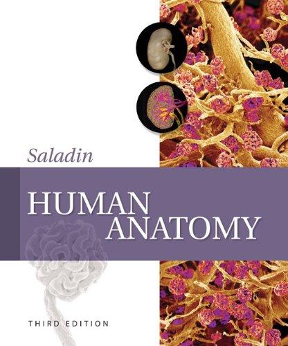 Human Anatomy  3rd 2011 edition cover