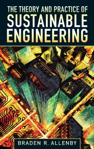 Theory and Practice of Sustainable Engineering   2012 (Revised) edition cover