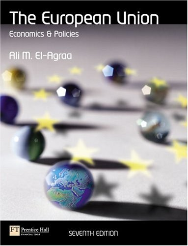 European Union Economics and Policies 7th 2004 (Revised) 9780273679998 Front Cover