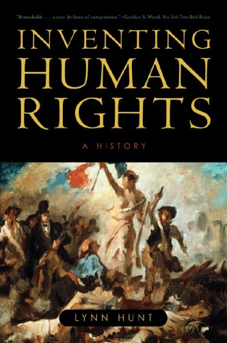 Inventing Human Rights A History  2008 edition cover