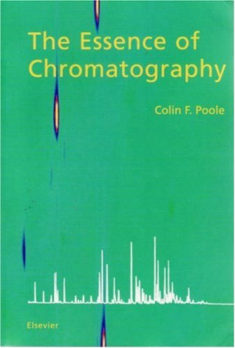 Essence of Chromatography   2003 edition cover
