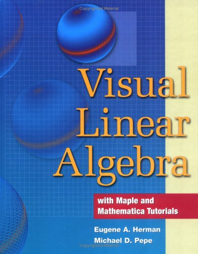 Visual Linear Algebra   2005 edition cover