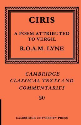 Poem Attributed to Vergil  N/A 9780521606998 Front Cover