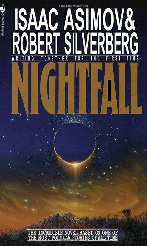 Nightfall   1990 edition cover