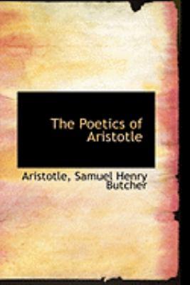 The Poetics of Aristotle:   2008 edition cover