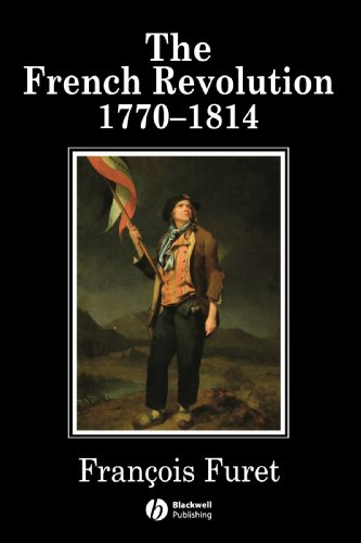 French Revolution 1770-1814  1996 edition cover