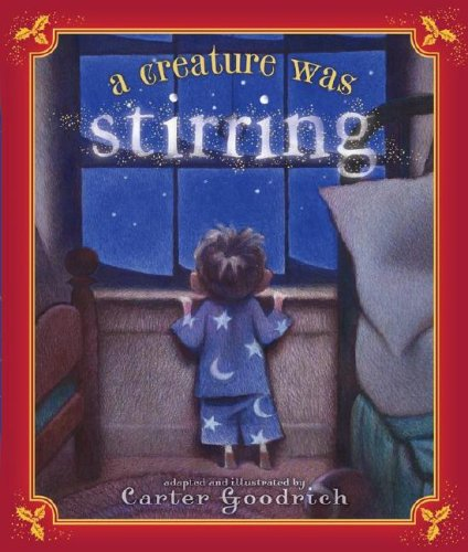 Creature Was Stirring One Boy's Night Before Christmas  2006 edition cover
