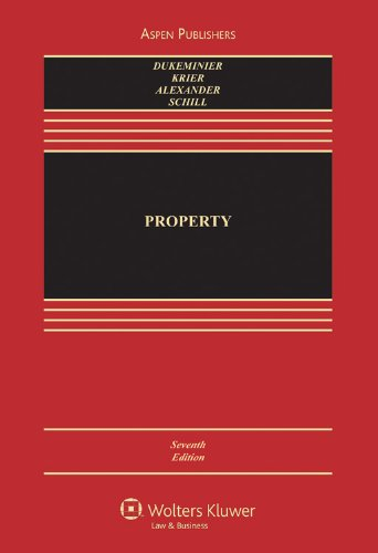 Property  7th 2010 (Revised) edition cover
