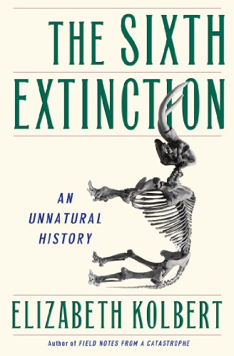 Sixth Extinction An Unnatural History  2014 edition cover
