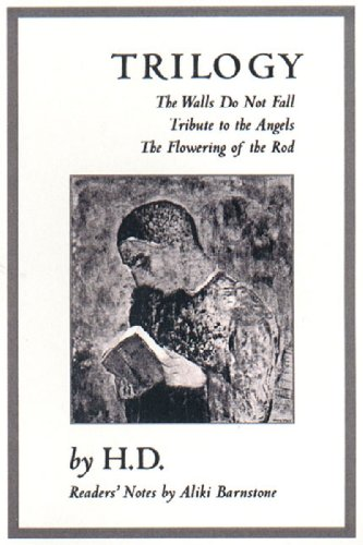 Trilogy The Walls Do Not Fall; Tribute to the Angels; the Flowering of the Rod Reprint  edition cover