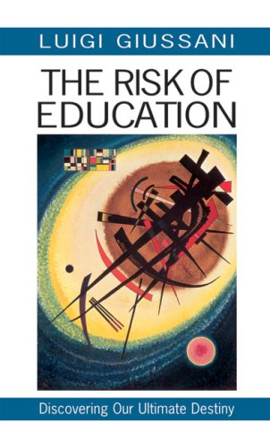 Risk of Education Discovering Our Ultimate Destiny  2001 edition cover
