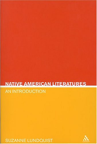 Native American Literatures An Introduction  2004 edition cover